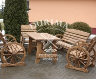 Outdoor furniture RATAI