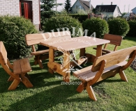 Outdoor furniture STANDARTINIS